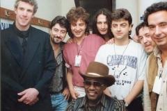 Otis Rush & Caledonia Blues band Cerdanyola Blues Festival 1995