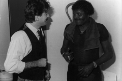 Albert Collins Seville 1987