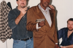 Carey Bell & Mingo Balaguer Sevilla Jazz Festival 1997