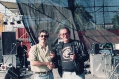 Charlie Musselwhite & Mingo Balaguer Seville 1992