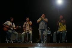 Gary Primich,  Hoo Herrera, Quique Bonal & Mingo Balaguer Cazorla Blues Festival  2003