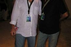 Kim Wilson  & Mingo Balaguer at Cazorla Blues Festival 2006
