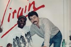 Lucky Peterson, Sevilla 1990