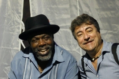 Lurrie Bell & Mingo Balaguer at  Sevilla Blues Festival 2014