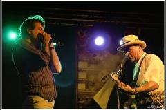 Sherman Robertson Córdoba Blues Festival