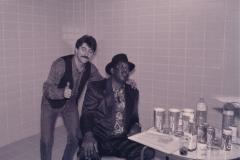 Magic  Slim & Mingo Balaguer Granada Jazz Festival 1993