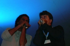 Kenny Neal & Mingo Balaguer Cazorla Blues Festival 2003