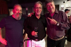 Mitch Kashmar, Richard Ray Farrell & Mingo Balaguer,  Seville2019