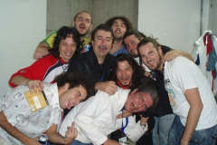 Raimundo Amador, Los Delincuentes, Antonio Dechent & Mingo Balaguer, Guadalajara México 2006