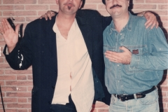 Paul Lamb Bluster Club Algeciras 1990