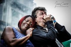 Tia Carroll Hondarribia Blues Festival 2018