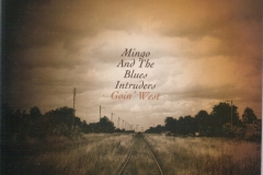 10.-Mingo & The-Blues- Intruders - Going-West