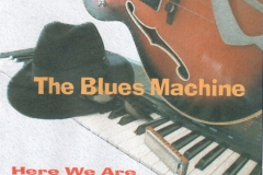 6.The Blues Machine -Here We Are